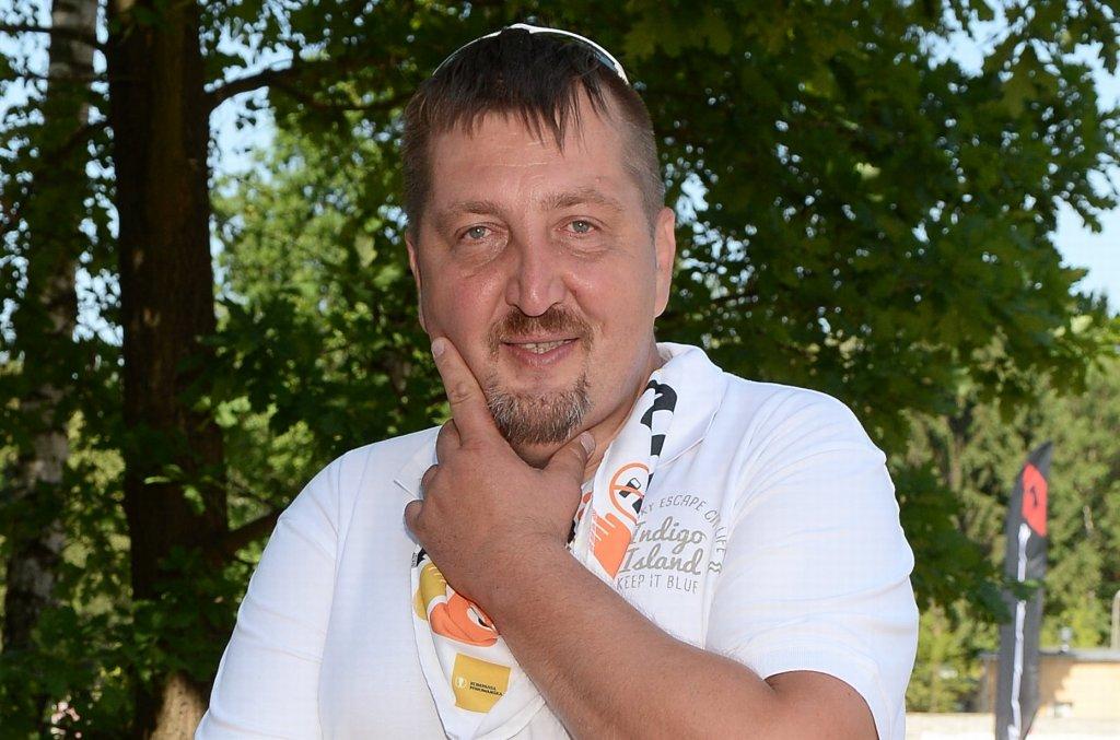 Adam Kraśko w niedzielę uczestniczył VIP CROSS 2016. Najsłynniejszy uczestnik
