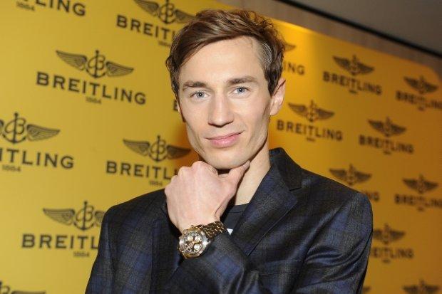 Kamil Stoch ambasadorem marki Breitling