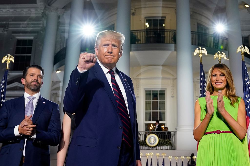 Niemiecka prasa o zwycięstwie Bidena: Trump odchodzi, gruzowisko pozostaje