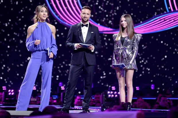 ida Nowakowska, Aleksander Sikora i Roksana Węgiel