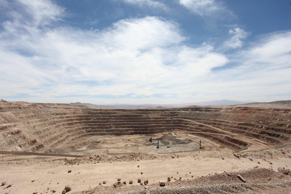 Należąca do KGHM kopalnia Sierra Gorda