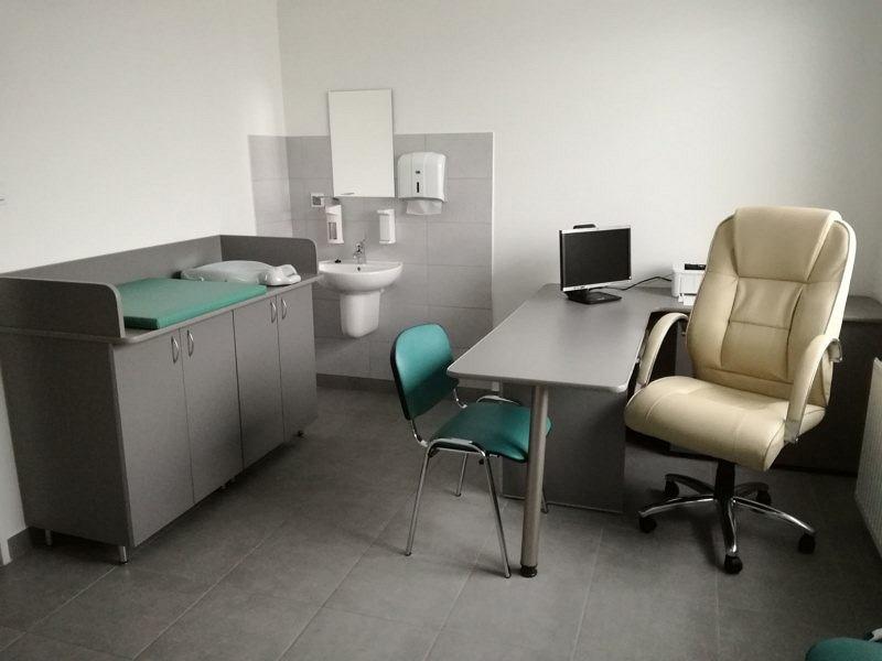 Nowa siedziba ośrodka zdrowia w Mazańcowicach