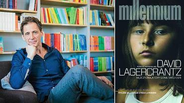 David Lagercrantz i piąta część Millenium: 'Meżczyzna, który gonił swój cień'