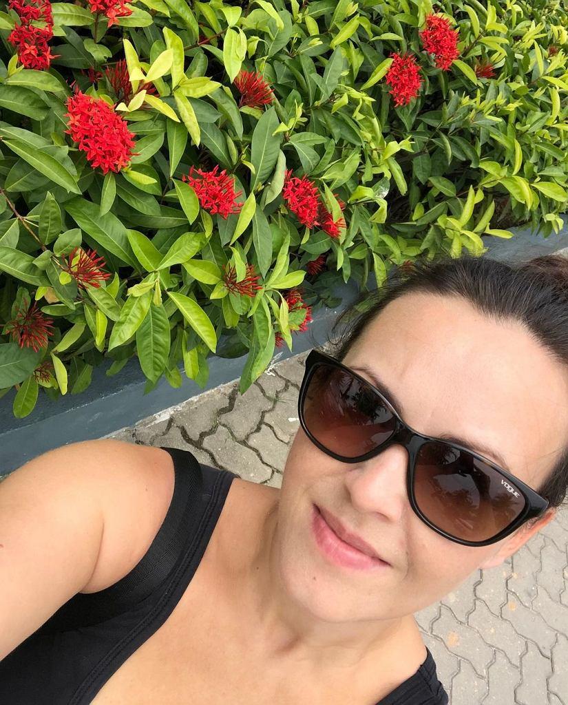 Hania Stach - instagram