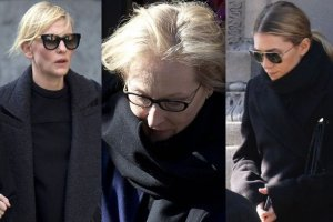 Cate Blanchett, Meryl Streep i Ashley Olsen