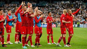 Radość Polaków po meczu