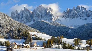 Santa Maddalena, Val di Funes, Włochy / fot. Shutterstock