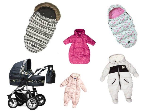 Wyprawka dla noworodka urodzonego zimą