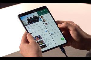 Samsung zaskoczył. Oto Galaxy Fold - składany smartfon, który będzie kosztować małą fortunę