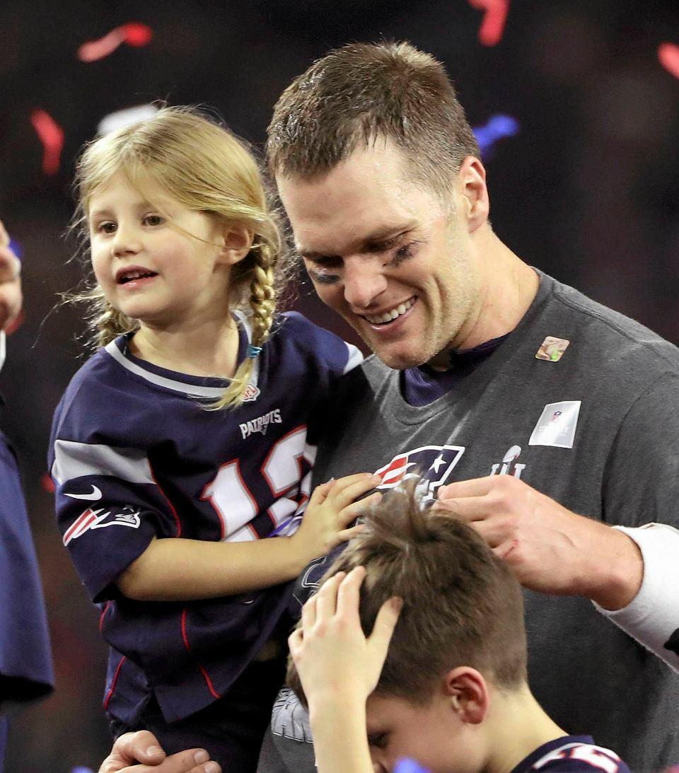 Zdjęcie numer 31 w galerii - Super Bowl 2017. Zatrzęsienie gwiazd na trybunach! Co tam się działo! [ZDJĘCIA]