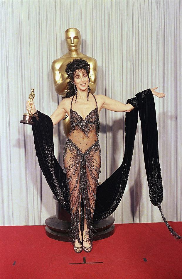Cher - Oscary 1988