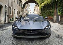 """Ferrari Roma na oficjalnym filmie. """"Najbardziej włoska reklama, jaką kiedykolwiek stworzono"""""""