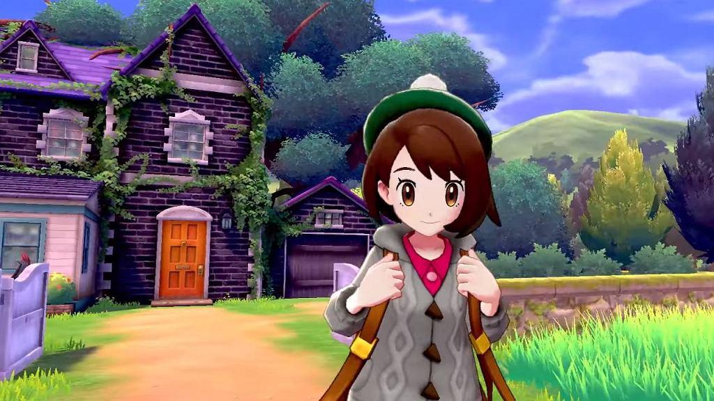 Kadr z materiału promocyjnego Pokemon Direct.