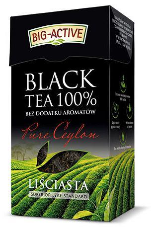 Przebudź się wraz z czarną herbatą Big-Active
