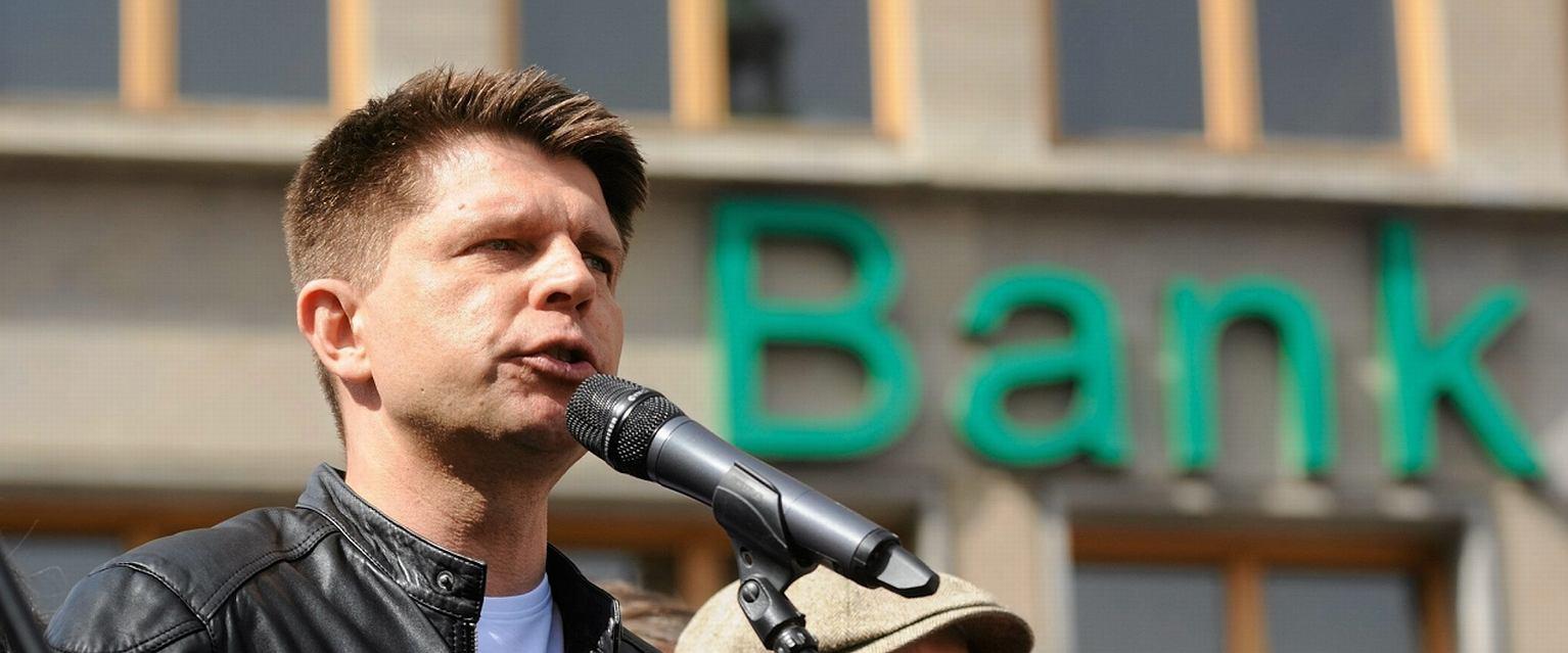 Ryszard Petru (fot. Tomasz Pietrzyk/AG)