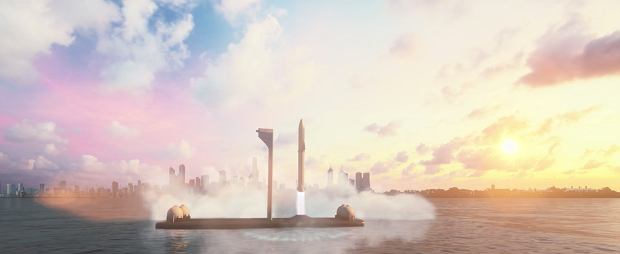 Rakieta 'BFR'