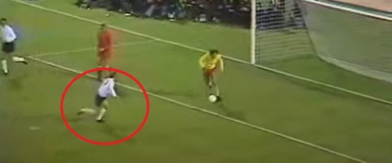 Tak Tomaszewski został bohaterem na Wembley, ale centymetry dzieliły go od katastrofy [WIDEO]