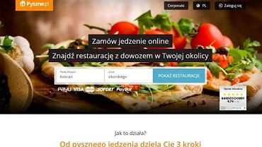 Właściciel Pyszne.pl przejmuje Just Eat. Dzięki fuzji powstanie branżowy gigant