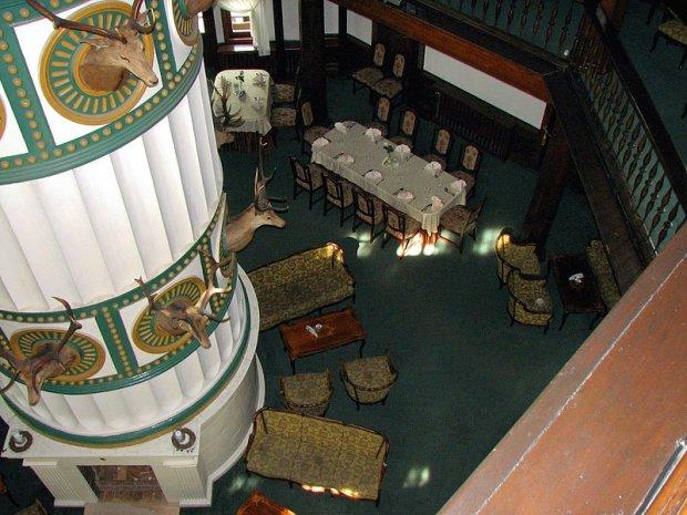 Wnętrze pałacu/ Fot. CC BY SA 3.0/ Kpjas/ Wikimedia Commons