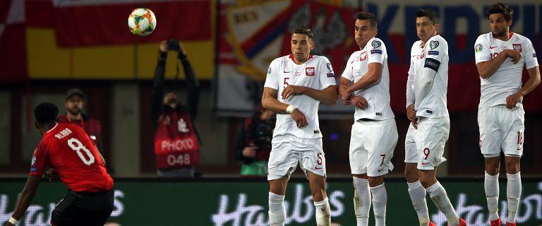 Czterech piłkarzy reprezentacji Polski nie zagra z Łotwą! Dwóch zawodników wyeliminował wirus