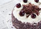 Tort Szwarcwaldzki, czyli znakomity tort czekoladowo wiśniowy w sam raz na najważniejsze okazje [PRZEPIS]