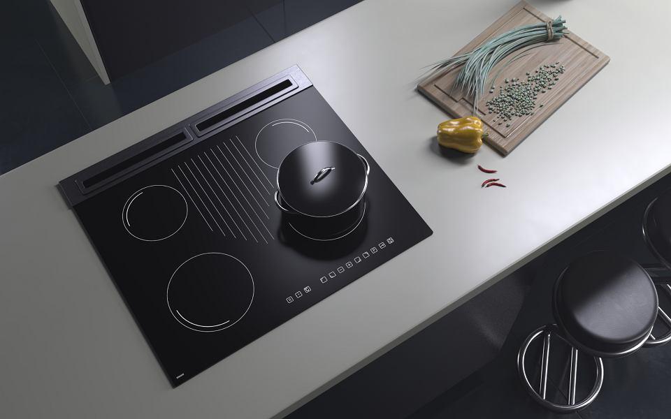 Kuchnia z płytą gazową bez płomieni - Innova Premium.