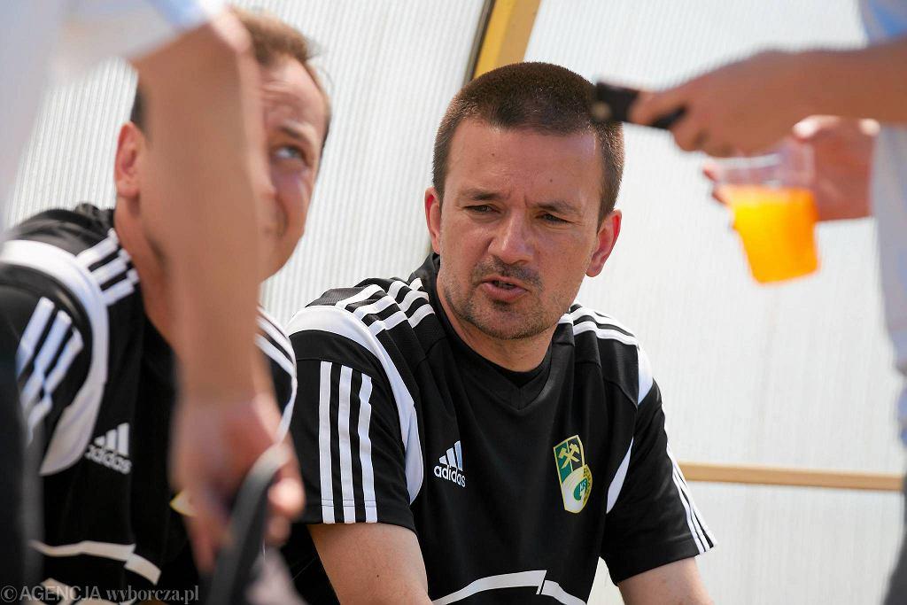 Rafał Ulatowski, trener PGE GKS Bełchatów
