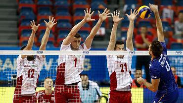 Polacy pokonali Francję 3:2 w pierwszym meczu turnieju Final Six Ligi Światowej w Krakowie