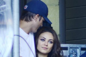 Ashton Kutcher i Mila Kunis