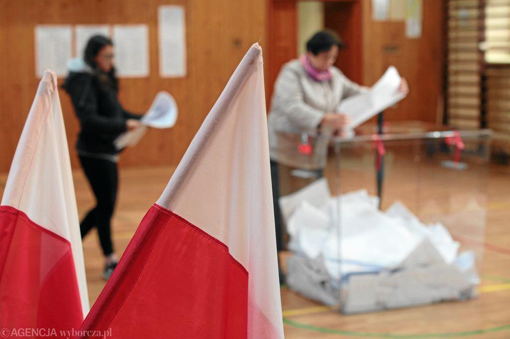 Frekwencja w wyborach do parlamentu