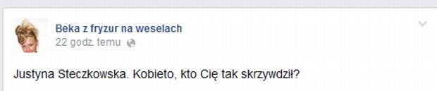 Facebook.com/Beka z fryzur na weselech