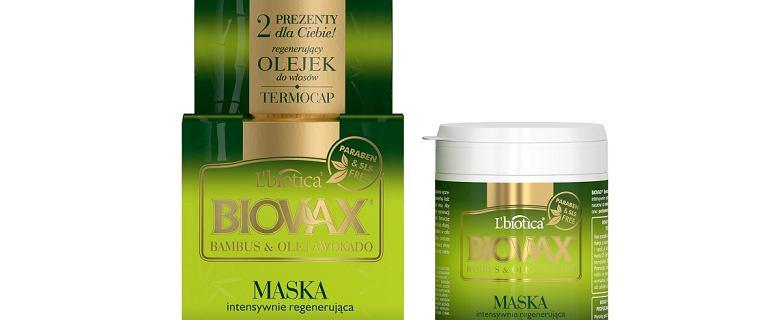 Intensywnie regenerujące maski do włosów Biovax! Naszym wyborem jest ta z ekstraktem z bambusa