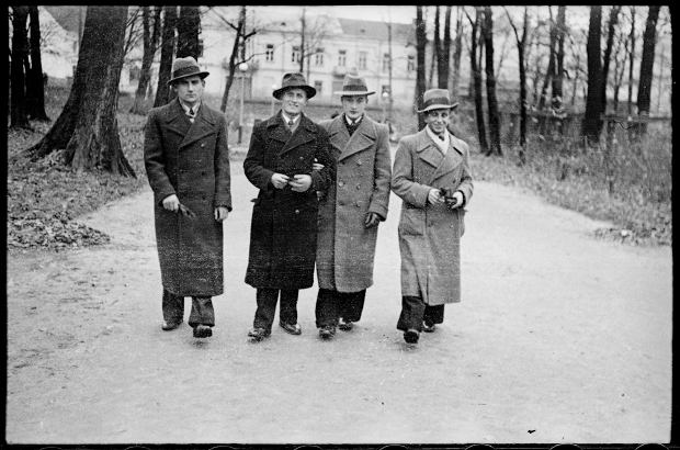 Zdjęcie numer 19 w galerii - Zdarzyło się... 1 listopada 1936 roku. Niepublikowane zdjęcia sprzed 81 lat