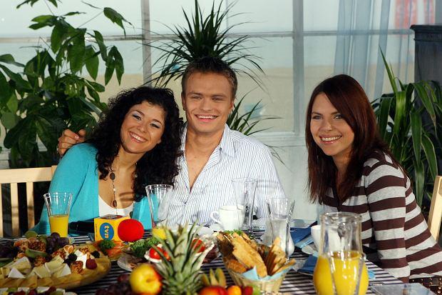 Kasia Cichopek, Marcin Hakiel, Ola Kwaśniewska