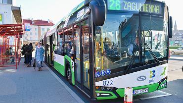 Do Białegostoku przyjadą nowe autobusy