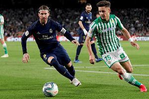 Sergio Ramos wskazał miejsce, w którym zagra po odejściu z Realu