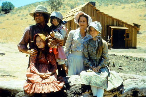 THE LITTLE HOUSE ON THE PRAIRIE CREDIT: NBC TV PICTURE FROM THE RONALD GRANT ARCHIVE THE LITTLE HOUSE ON THE PRAIRIE CREDIT: NBC TV Date: