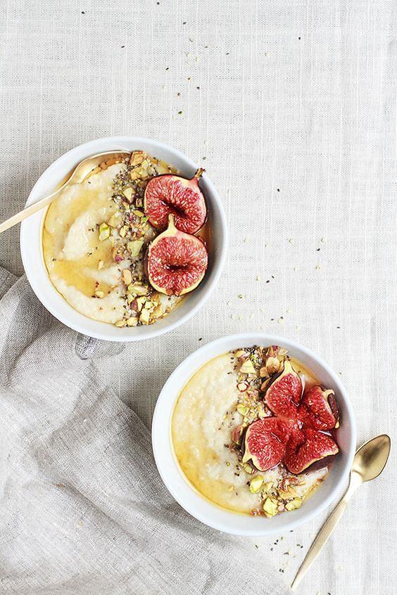 Kasza jaglana na śniadanie zapewnia uczucie sytości na długo