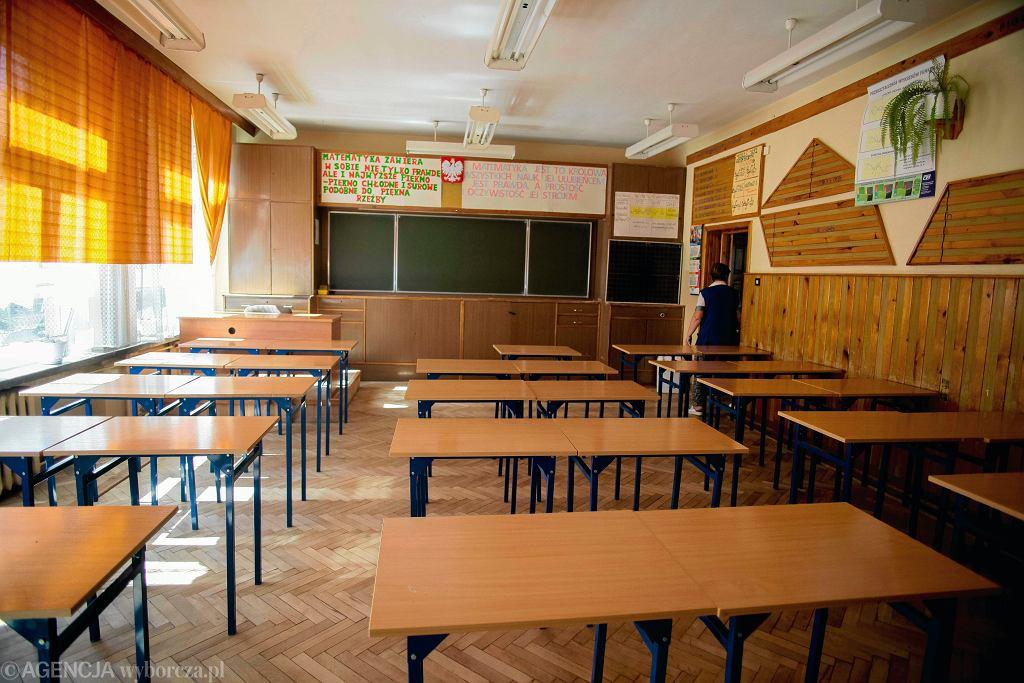 Koronawirus. Wszystkie szkoły, żłobki i przedszkola są zamknięte