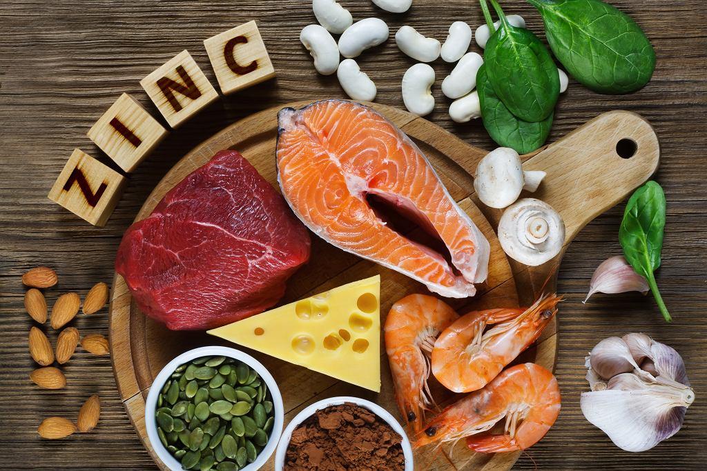 Cynk dla dzieci może zostać uzupełniony przy pomocy odpowiedniej diety. Zdjęcie ilustracyjne, EvanLorne/shutterstock.com