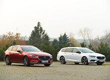 Opinie Moto.pl: Opel Insignia 2.0 CDTi kontra Mazda 6 2.2 Skyactive-D - Rodzinne kombi mają się dobrze