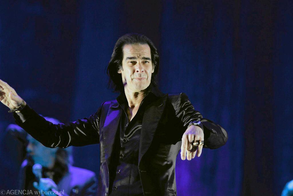 Nick Cave koncertuje na Heineken Open'er Festival / Nick Cave koncertuje na Heineken Open'er Festival