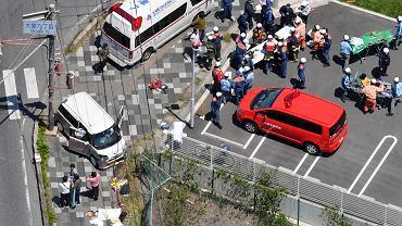 Japonia. Samochód wjechał w grupę przedszkolaków. Stan czworo dzieci jest poważny