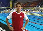 Pływackie ME: Rekord życiowy dał Filipowi Zaborowskiemu 6. miejsce