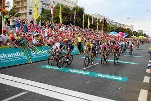 Paweł Franczak z Nysy ósmy na trzecim etapie Tour de Pologne