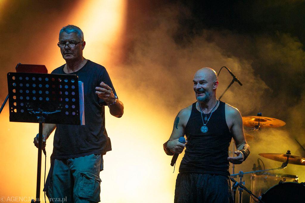 Koncert HAYDAMAKY & Andrzej Stasiuk na festiwalu #bedzieczytane / RENATA DĄBROWSKA