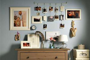 Modny trend - tablice na zdjęcia