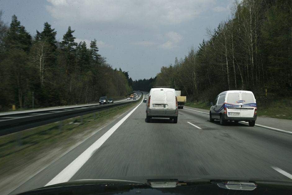 Na drodze - zdjęcie ilustracyjne