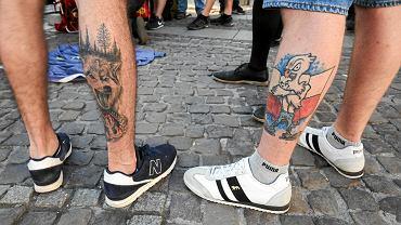 Tatuaże Warszawa Warszawawyborczapl
