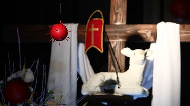 Kościół w Wielkanoc. Znamy już nowe obostrzenia, które w czwartek ogłosił premier Mateusz Morawiecki